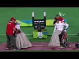 Day 6 evening   Wheelchair Fencing highlights   Rio 2016 Paralympic Games