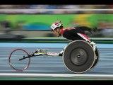 Athletics | Men's 1500m - T54 Final | Rio 2016 Paralympic Games
