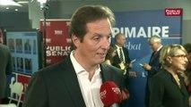 Jérôme Chartier, porte-parole de François Fillon : « C'est ce soir le grand soir du projet »