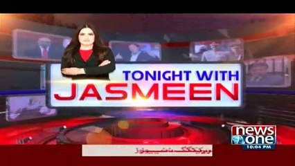 Tonight With Jasmeen -  13th October 2016