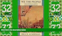 Big Deals  We the People, Volume 1: Foundations (We the People (Harvard))  Best Seller Books Best