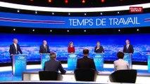 """35h: """"Je ne serai pas le Martine Aubry de droite"""" prévient Sarkozy"""