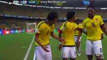 Abel Aguilar Goal - Colombia 1-0 Uruguay - 11-010-2016