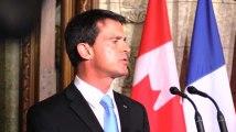 Attaqué pour les propos de François Hollande sur les magistrat, Manuel Valls répond