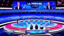 Primaire Les Républicains : Nicolas Sarkozy reprend Jean-François Copé sur la loi sur la burqa