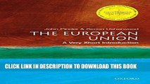 [PDF] The European Union: A Very Short Introduction (Very Short Introductions) Full Online