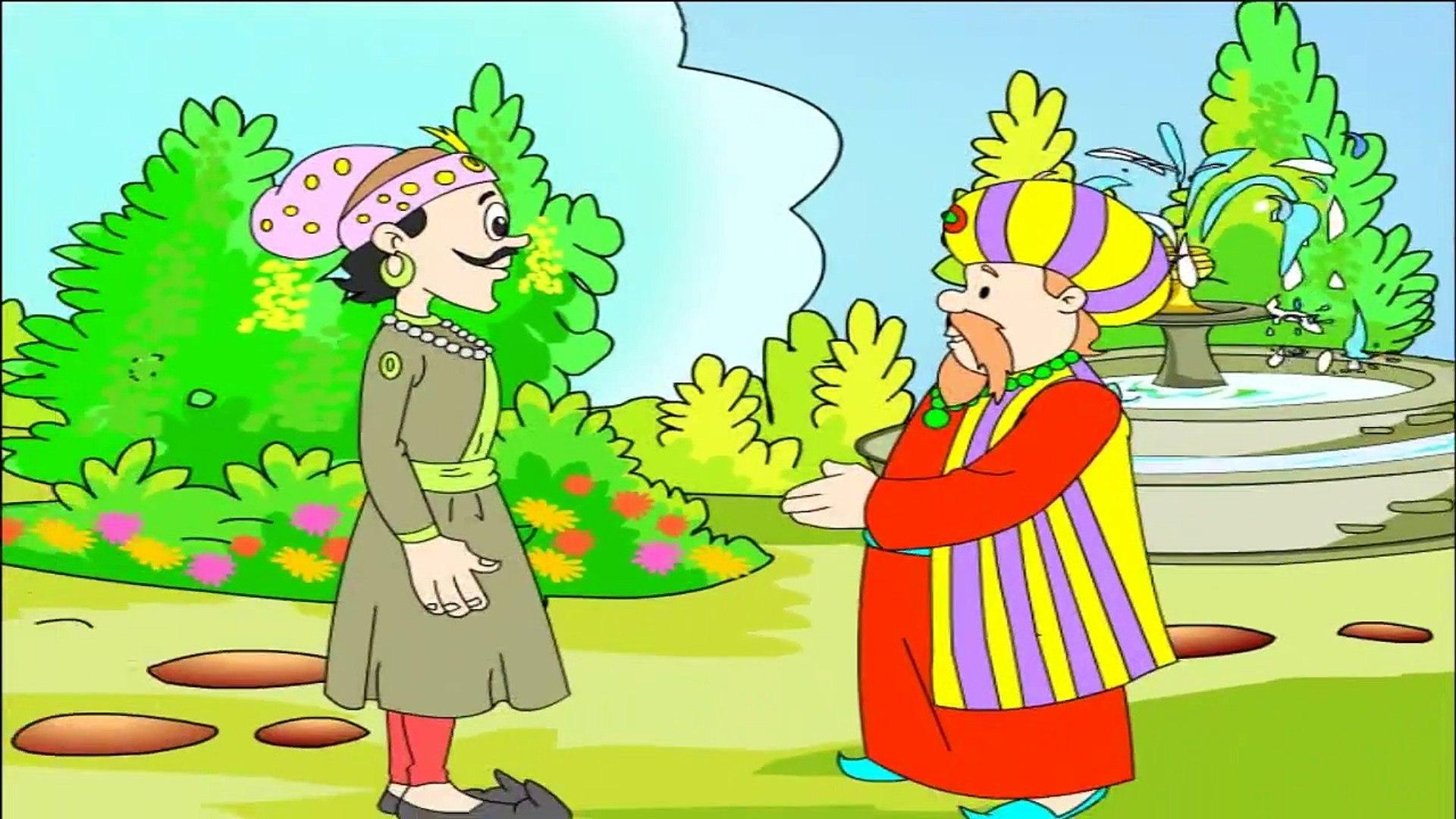 बीरबल की एक और चतुराई ## Hindi Animated Story - Kids Education