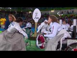 Day 6 morning   Wheelchair fencing highlights   Rio 2016 Paralympic Games