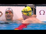 Swimming | Men's 50m Freestyle S9 heat 2 | Rio 2016 Paralympic Games