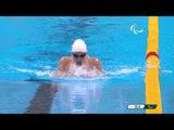 Swimming | Men's 100m Breaststroke SB11 heat 2 | Rio 2016 Paralympic Games