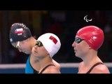 Swimming   Women's 100m Backstroke S8 heat 2   Rio 2016 Paralympic Games