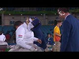 Wheelchair Fencing| KRAJNYAK v BURDON| Women's Individual Epee A | Rio 2016 Paralympic Games