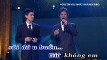 Karaoke LK Thành Phố Buồn Tình Như Mây Khói Chế Linh Mai Quốc Huy