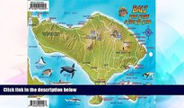 READ FULL  Bali Indonesia Dive Map   Coral Reef Creatures Guide Franko Maps Laminated Fish Card