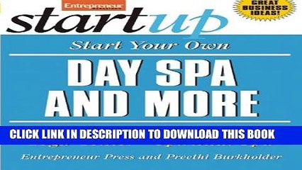 pdf start your own day spa and more destination spa medical spa yoga center spiritual spa