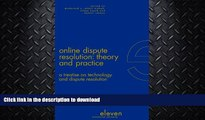 READ  Online Dispute Resolution: Theory and Practice: A Treatise on Technology and Dispute