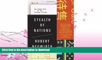 FAVORITE BOOK  Stealth of Nations: The Global Rise of the Informal Economy  GET PDF