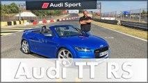 Test & Fahrbericht: Audi TT RS 2016 als TT Coupe und TT Roadster