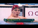 Swimming | Men's 50m Freestyle S9 heat 3 | Rio 2016 Paralympic Games