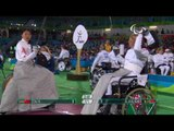 Wheelchair Fencing  HALKINA v XUFENG  Women's Individual Epee A   Rio 2016 Paralympic Games