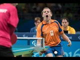 Table Tennis | Netherlands v Turkey | Women's Singles Final Class 7 | Rio 2016 Paralympic Games