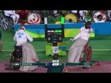 Wheelchair Fencing | KRAJNYAK v XUFENG| Women's Individual Epee A | Rio 2016 Paralympic Games