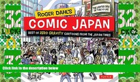 Deals in Books  Roger Dahl s Comic Japan: Best of Zero Gravity Cartoons from The Japan Times-The