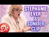 Stéphanie Ever (Premiers Baisers) revoit son premier clip