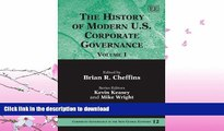 READ  The History of Modern US Corporate Governance (Corporate Governance in the New Global