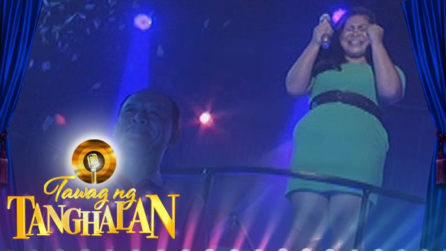 Tawag ng Tanghalan: Hazelyn Cascano gets the golden microphone!