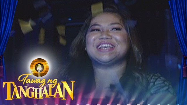 Tawag ng Tanghalan: Hazelyn Cascano continues her victory!