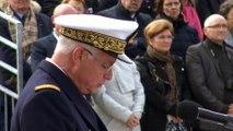 Présentation aux drapeaux des promotions 2016 - École navale