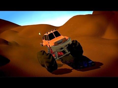 монстр грузовик   Monster Truck