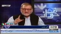 Orya Maqbol jan,s reply to caller who said you want to impose economic war on us