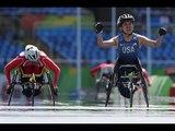 Athletics | Men's 400m - T52 Final | Rio 2016 Paralympic Games