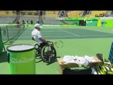 Day 5 morning | Wheelchair Tennis highlights | Rio 2016 Paralympic Games