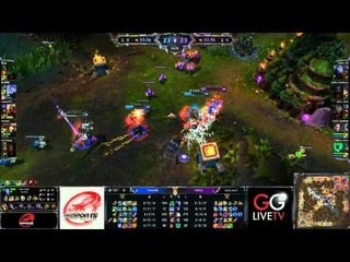 [HK-Esports]TeamoQb vs CGA.Ls @ 香港電子競技總決賽第二階段
