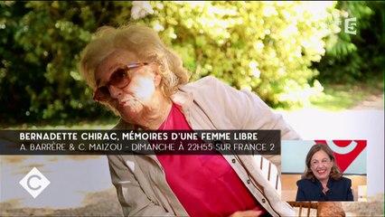 Bernadette Chirac se confie sur les infidélités de son mari