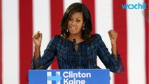 Michelle Obama Delivers Powerful Anti-Trump Speech