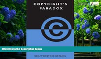 Big Deals  Copyright s Paradox  Best Seller Books Most Wanted