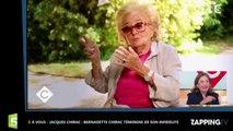 C à Vous – Jacques Chirac : Bernadette Chirac témoigne de son infidélité