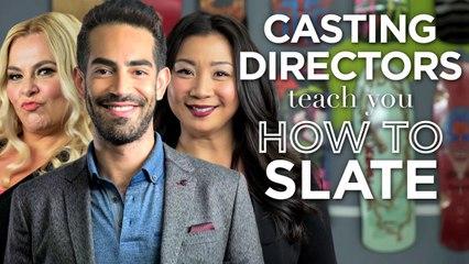 Casting Directors Teach You How to Slate - Cast Me!