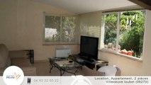 A louer - Appartement - Villeneuve loubet (06270) - 2 pièces - 60m²