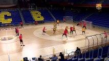 FCB Handbol: previa partido de liga contra el Cangas [ESP]