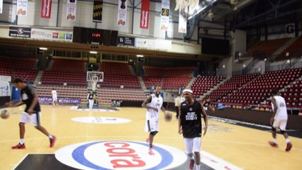 L'avant-Match : Elan Chalon / SLUC Nancy Basket