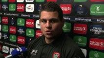 Rugby - CE - RCT : Guirado «Une première mi-temps catastrophique»