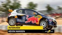 Interview exclusive de Kevin Hansen (Peugeot-Hansen)