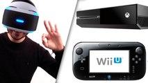On a testé Le PlayStation VR sur Xbox One, Wii U et PC