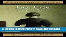 [PDF] FREE Jane Eyre: Ignatius Critical Edition (Ignatius Critical Editions) [Download] Online