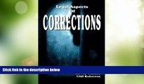Big Deals  Legal Aspects of Corrections  Best Seller Books Best Seller